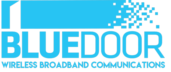 BlueDoor | Wireless Broadband Providers | New Zealand Logo